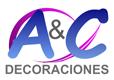 Decoraciones AC Logo